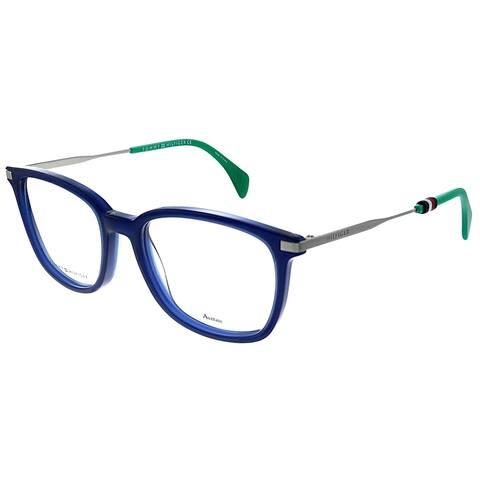 Tommy Hilfiger TH 1558 PJP 51mm Womens Blue Frame Eyeglasses 51mm