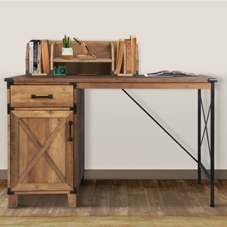 Carbon Loft Elspet 47-inch Writing Desk