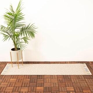 Isidoro Trellis Indoor/Outdoor Area Rug