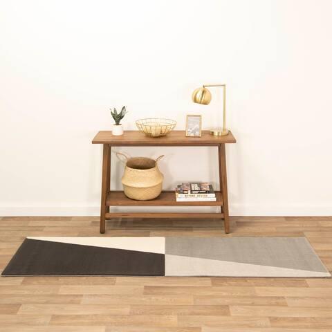 Jameson Color Block Indoor Area Rug