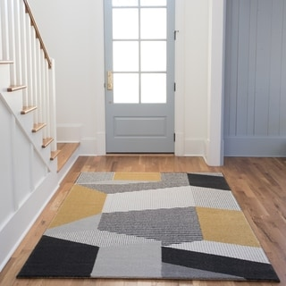 Evelina Abstract Indoor Area Rug