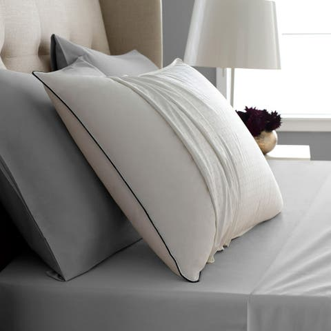 Pacific Coast Basic Pillow Protector - White