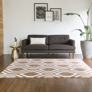 Abigail Geometric Indoor Area Rug