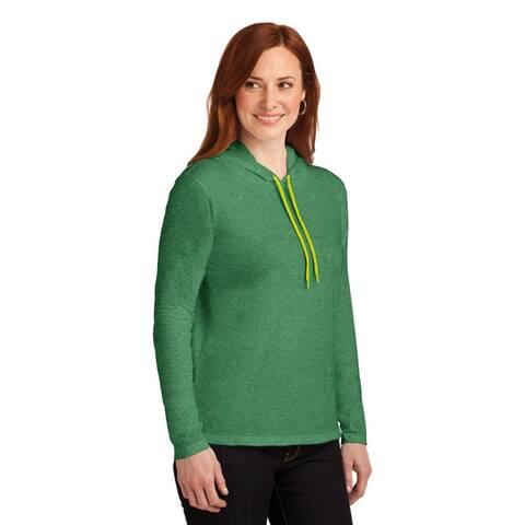One Country United Ladies Long sleeve Hooded Sweatshirt