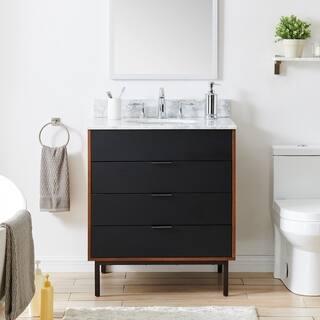 Buy Black Bathroom Vanities & Vanity Cabinets Online at ...