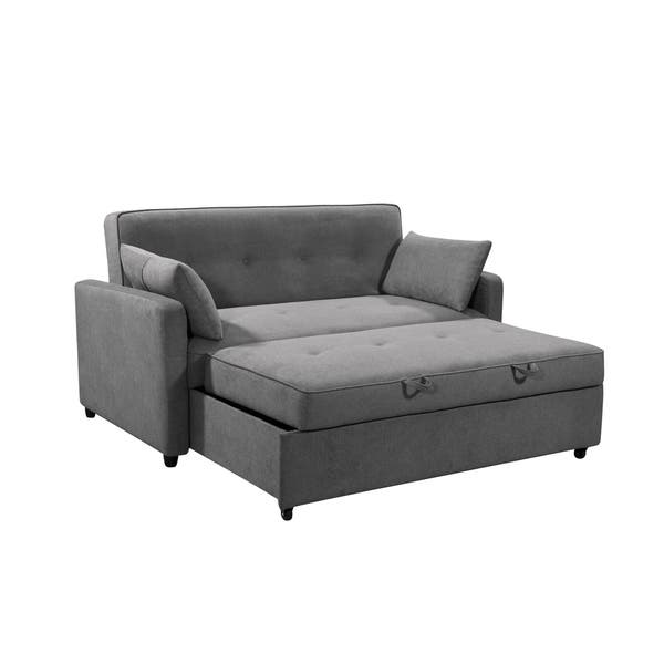 Wondrous Shop Serta Falstaff Convertible Sofa To Queen Bed On Sale Evergreenethics Interior Chair Design Evergreenethicsorg