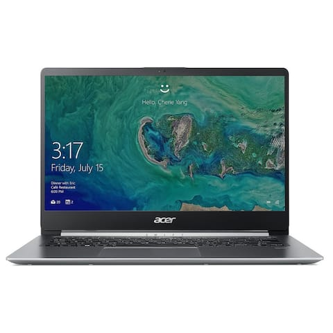 Acer Swift 1 Intel Celeron N4000 1.10GHz 4GB Ram 64GB Flash Windows 10 S Refurbished