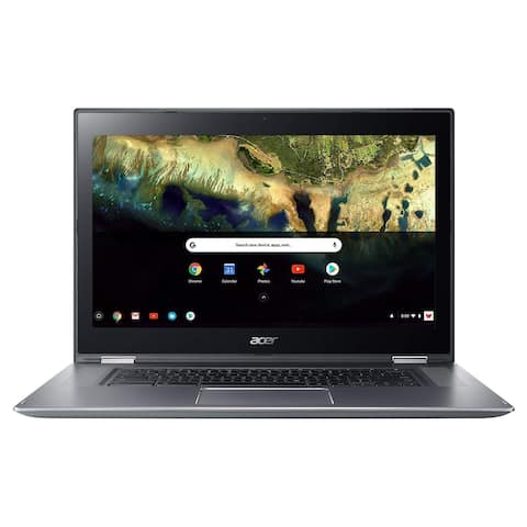 Acer Chromebook Spin Intel N4200 1.10 GHz 4GB Ram 32GB Flash Chrome OS Refurbished