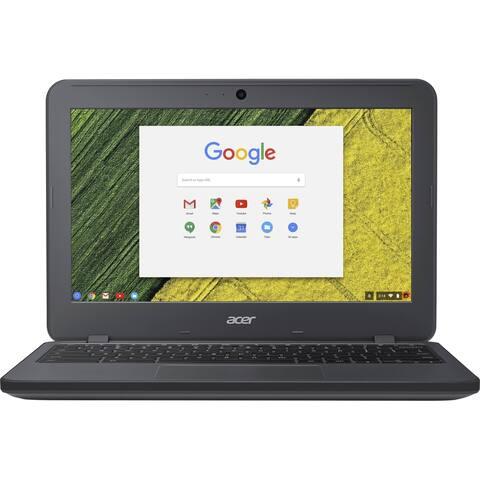 Acer Chromebook N7 Intel Celeron N3060 1.60GHz 4GB Ram 32GB Flash Chr OS Refurbished