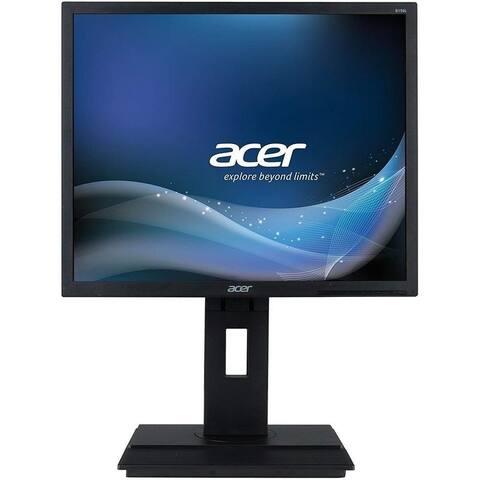 "Acer B196L 19"" Monitor Display 27"" 1280 x 1024 5:4 60Hz - Refurbished"