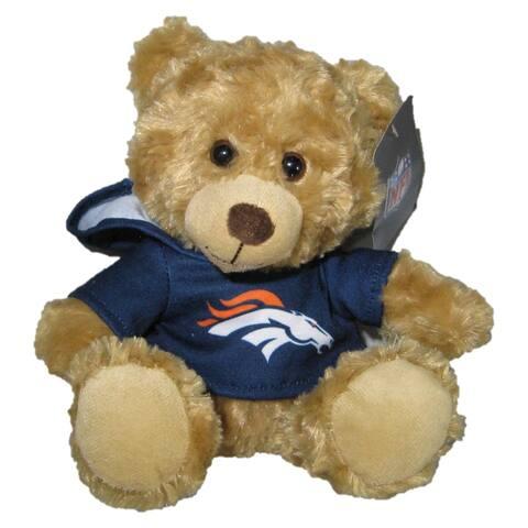 NFL Denver Broncos 9-inch Rally Hoodie Teddy Bear