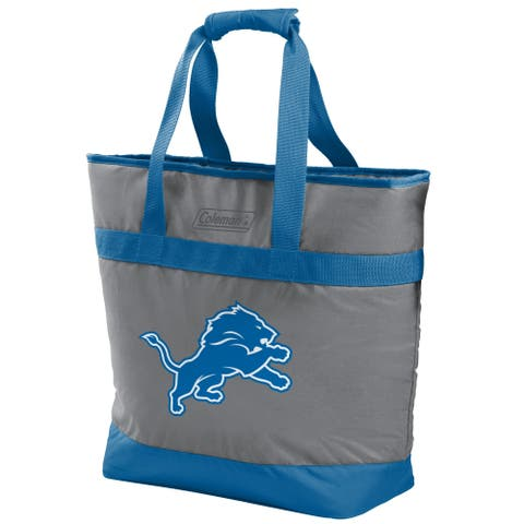 Rawlings NFL Detroit Lions 30 Can Soft Tote Cooler