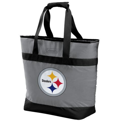 Rawlings NFL Pittsburgh Steelers 30 Can Soft Tote Cooler