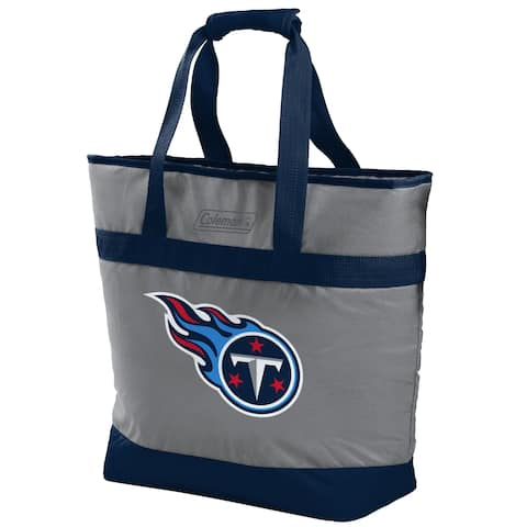 Rawlings NFL Tennessee Titans 30 Can Soft Tote Cooler