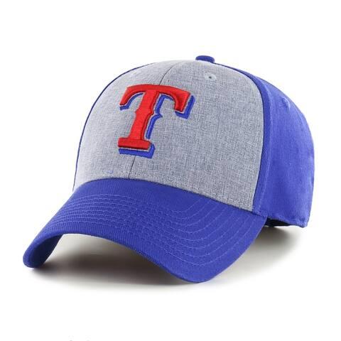 Fan Favorite MLB Texas Rangers Essential Adjustable Hat