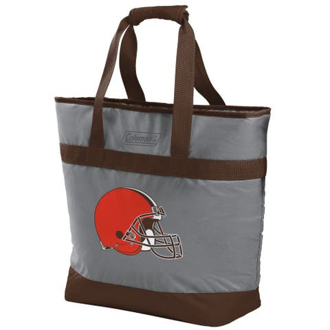 Rawlings NFL Cleveland Browns 30 Can Soft Tote Cooler