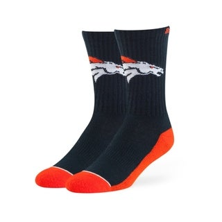Fan Favorite NFL Denver Broncos Anthem Crew Socks