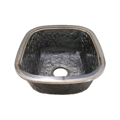 Kitchen/Bar Undermount Sink - Steel Gray