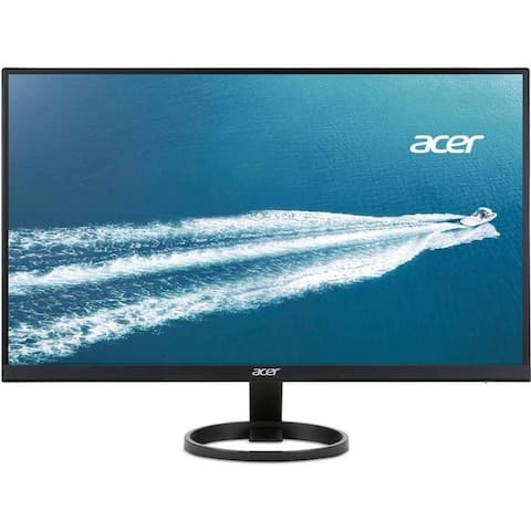 """Acer 27"""" Widescreen LCD Monitor Display 1920 x 1080 Full HD 4 ms IPS - Refurbished"""
