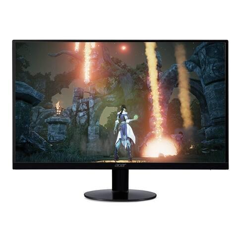 "Acer SB0 23"" Widescreen Monitor Display Full HD 1920 x 1080 1 ms 75 Hz IPS - Refurbished"