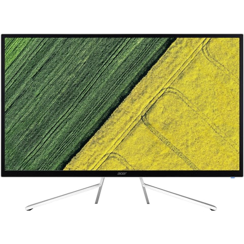 "Acer ET2 31.5"" Widescreen Monitor Display WQHD 2560x1440 4 ms 250 Nit - Refurbished"