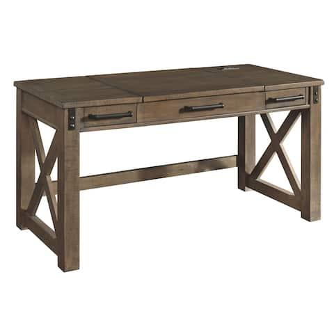 Aldwin Home Office Lift Top Desk