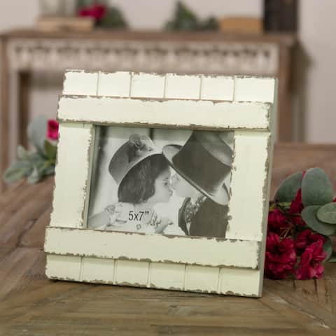 Wooden picture frame 5x7