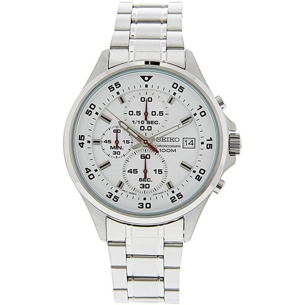 Seiko Men's SKS623 Classic Chronograph Stainless Steel Watch. Opens flyout.