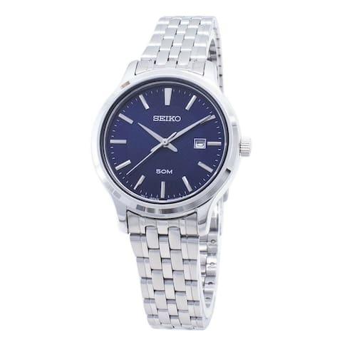 Seiko Women's SUR651 Neo Classic Stainless Steel Watch