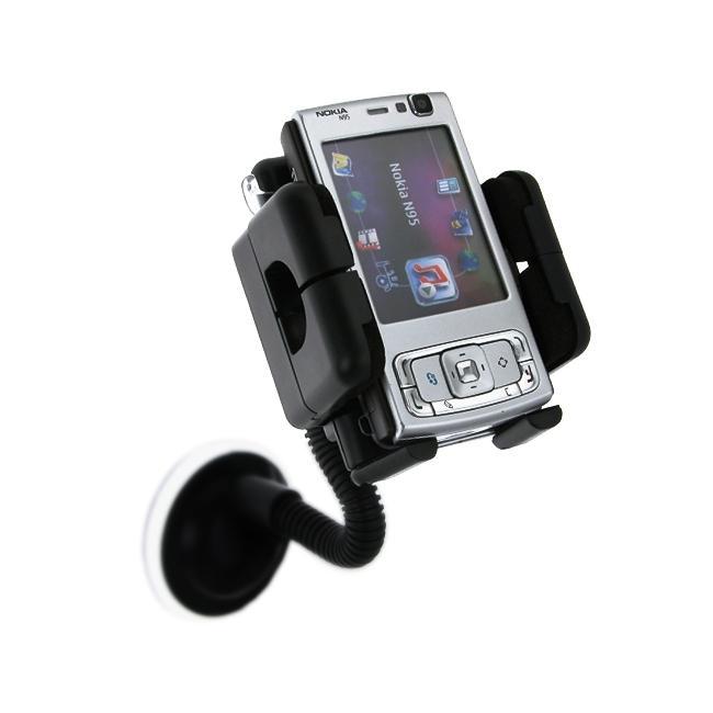 Eforcity Universal Swivel Windshield Phone Holder for Nokia N95