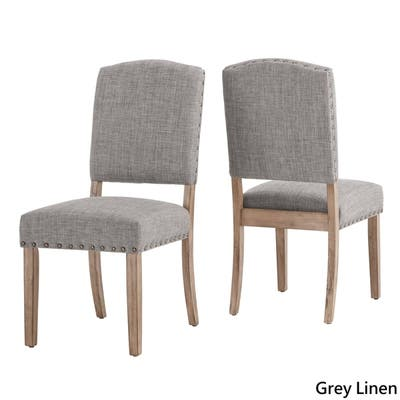 Buy Grey Kitchen & Dining Room Chairs Online at Overstock ...