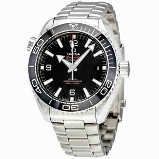 Link to Omega Men's 215.30.44.21.01.001 'Seamaster' Planet Ocean Automatic Stainless Steel Watch Similar Items in Men's Watches