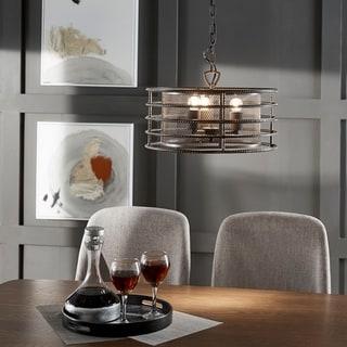 Link to Marko Matte Black Finish 3-Light Chandelier by iNSPIRE Q Modern Similar Items in Chandeliers
