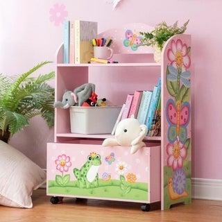 Fantasy Fields- Toy Organizer with Rolling Storage Box