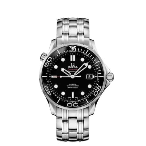 Omega Men's 212.30.41.20.01.003 'Seamaster' Stainless Steel Watch