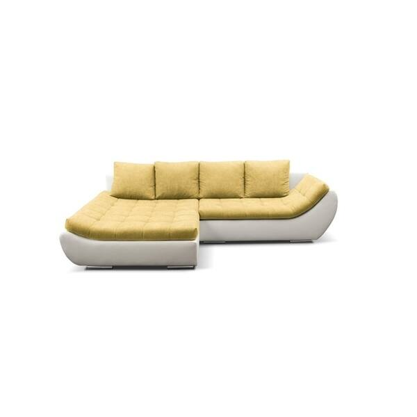 Cool Shop Hugo Sectional Sleeper Sofa 51 X 80 Free Shipping Pdpeps Interior Chair Design Pdpepsorg