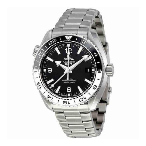 Omega Men's 215.30.44.22.01.001 'Seamaster Planet Ocean' Stainless Steel Watch