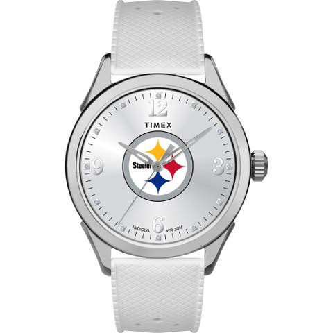 Timex NFL Tribute Collection Pittsburgh Steelers Athena Women's Watch