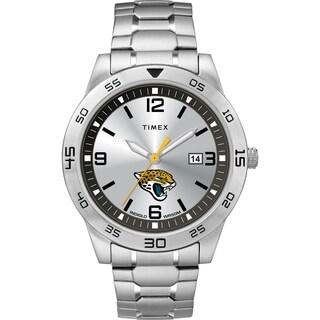 Timex NFL Tribute Collection Jacksonville Jaguars Citation Men S Watch