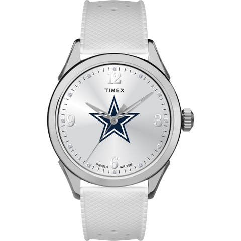 Timex NFL Tribute Collection Dallas Cowboys Athena Women's Watch