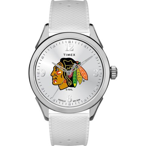 Timex NHL Tribute Collection Chicago Blackhawks Athena Women's Watch
