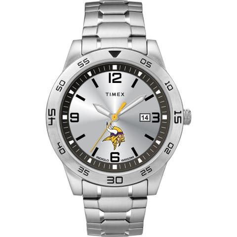 Timex NFL Tribute Collection Minnesota Vikings Citation Men's Watch