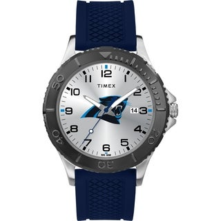 Timex NFL Tribute Collection Carolina Panthers Gamer Blue Men S Watch