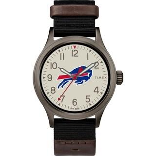Timex NFL Tribute Collection Buffalo Bills Clutch Men S Watch