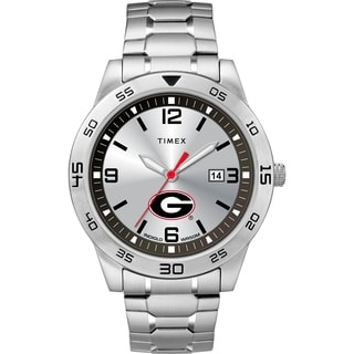 Timex NCAA Tribute Collection Georgia Bulldogs Citation Men S Watch