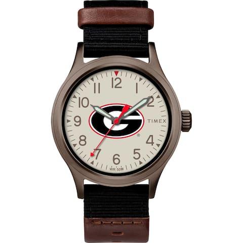 Timex NCAA Tribute Collection Georgia Bulldogs Clutch Men's Watch
