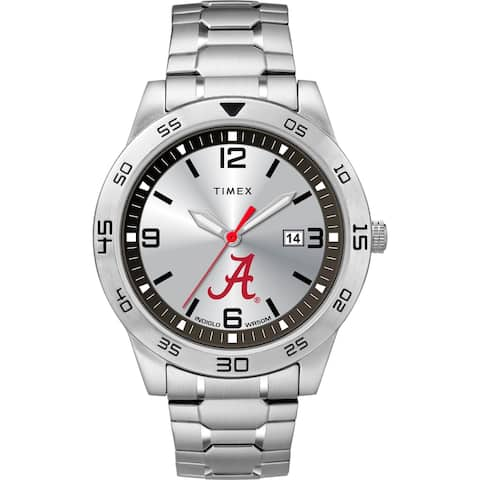 Timex NCAA Tribute Collection Alabama Crimson Tide Citation Men's Watch