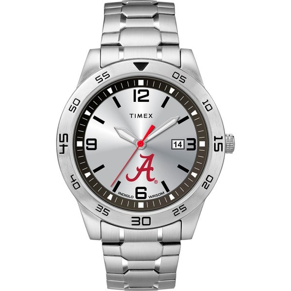 Timex NCAA Tribute Collection Alabama Crimson Tide Citation Men's Watch