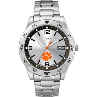 Timex NCAA Tribute Collection Clemson Tigers Citation Men S Watch
