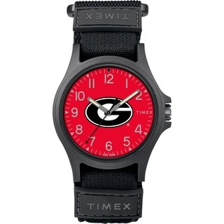 Timex NCAA Tribute Collection Georgia Bulldogs Pride Men S Watch